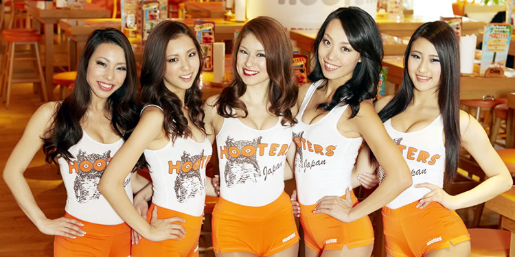 Hooters Brand Asia About American Culture, Not Sex-5935