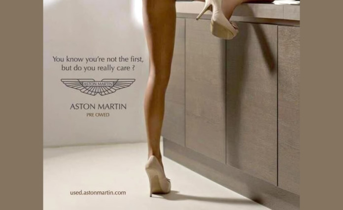 Aston Martin Advert Woman >> Sexy Facebook Malaysia Ad is a Fake - is that so Bad?