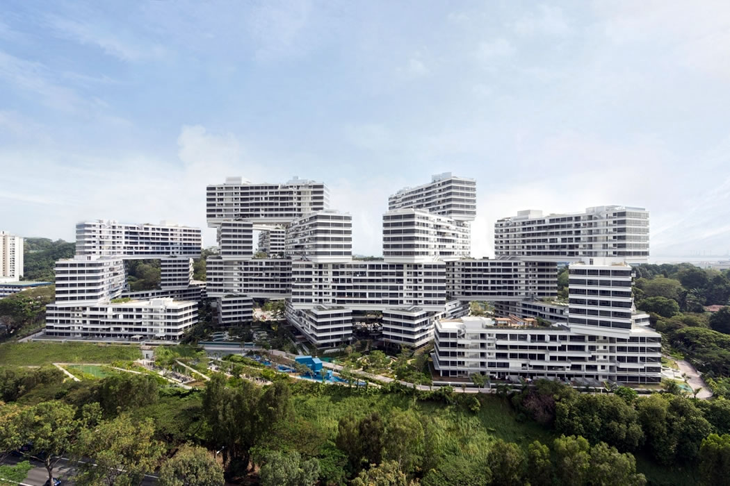 Singapore is home to the 39 best new building in the world 39 for Top architects in singapore