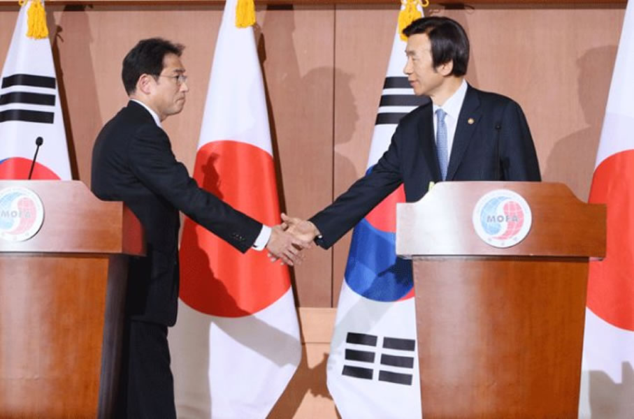 the role of women in south korea and japan The present state of democracy and the role of  the 2nd joint japan-south korea public opinion poll (2014)  japan-south korea relations are viewd as.