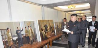 North Korea Kim Jong un Cambodia museum