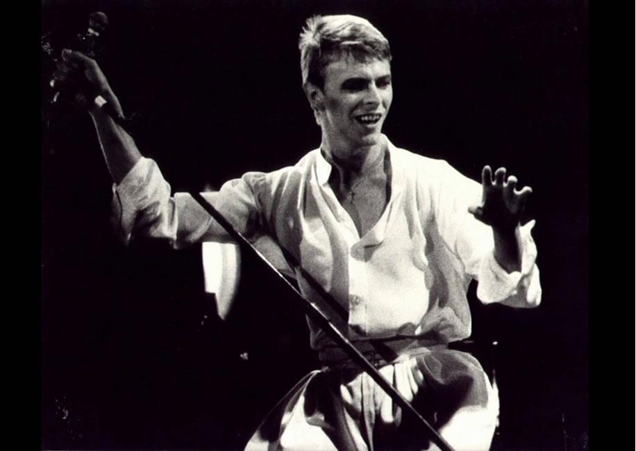 David Bowie Live in Tokyo 1990
