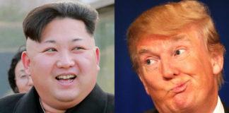 North Korea Donald Trump Kim Jong Un