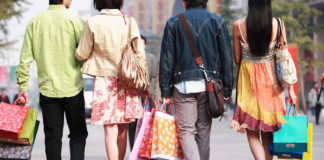 asian consumers doing business in Asia
