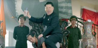 Kim Jong Eun rides peasant like horse - Branding in Asia Magazine