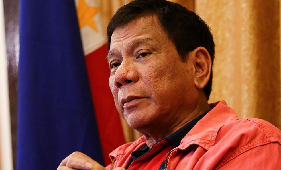 Duterte regrets offensive comment against Obama