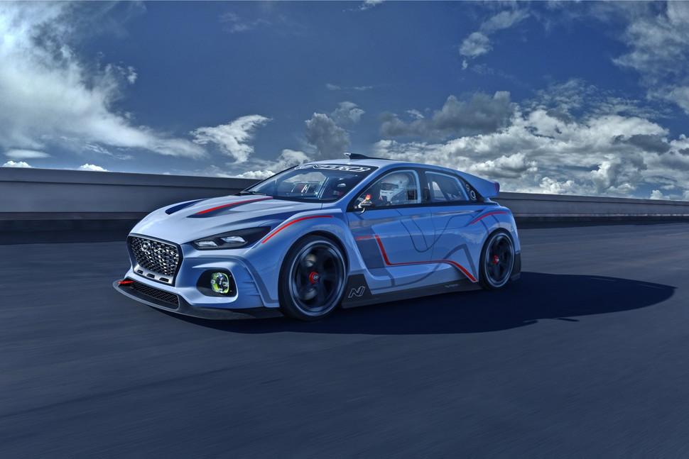 Paris Motor Show: Hyundai RN30 concept revealed