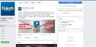 Haleeb Foods Limited