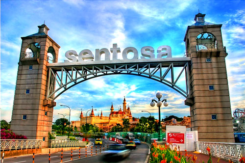 Sentosa Appoints Dentsu Singapore for Creative Duties
