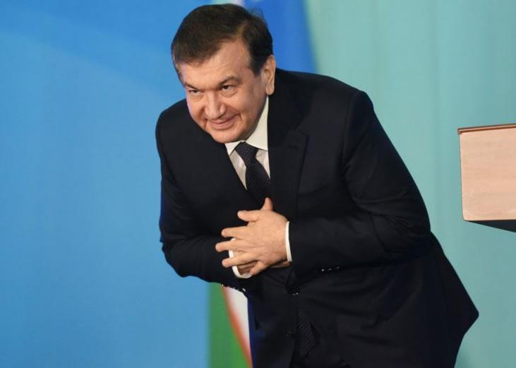Uzbek President-elect Shavkat Mirziyaev (Photo: Sputnik)