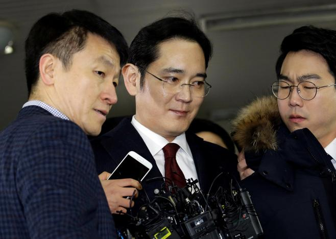 Economic Impact to South Korea May Save Samsung Leader From Arrest