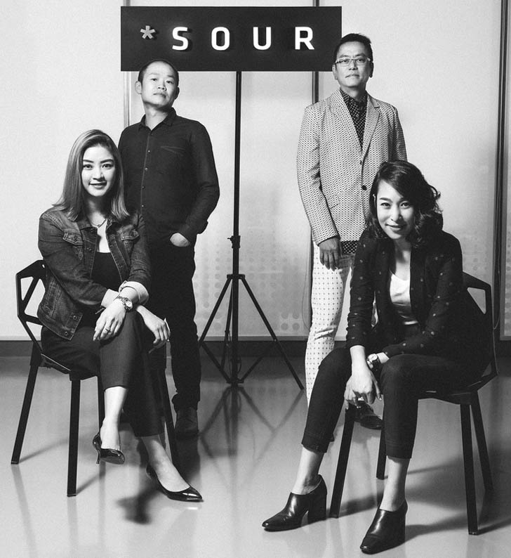 SOUR Bangkok: New Agency Specializes in Campaigns and Content for Women