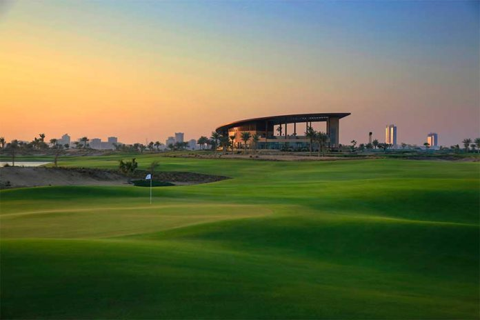 Trump-Branded Golf Course Opens in Dubai - Son calls U.S. Ally 'Awe ...