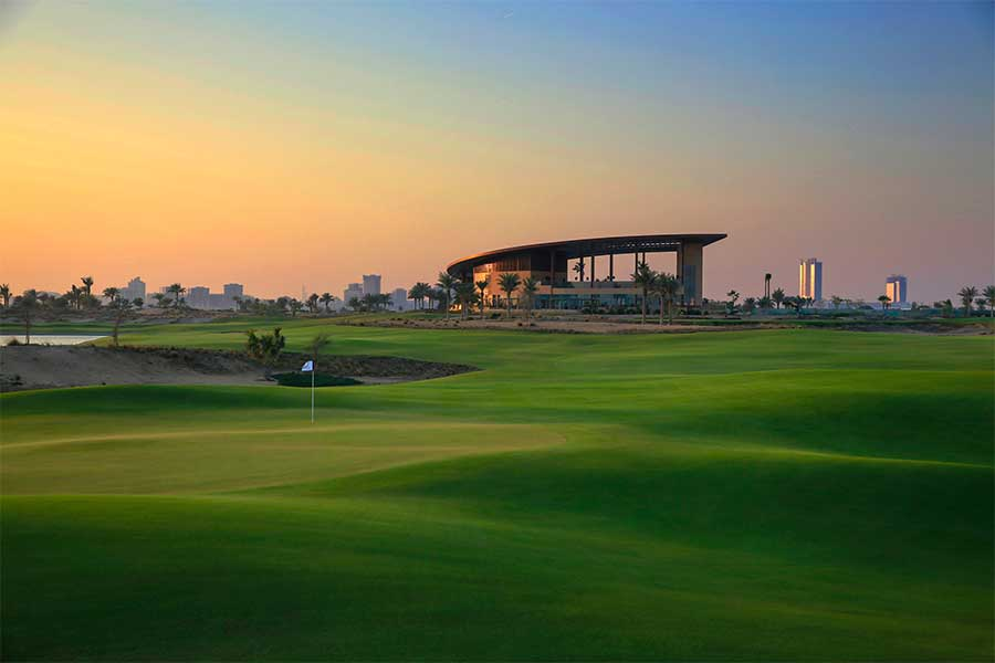 Trump-Branded Golf Course Opens in Dubai - Son calls U.S