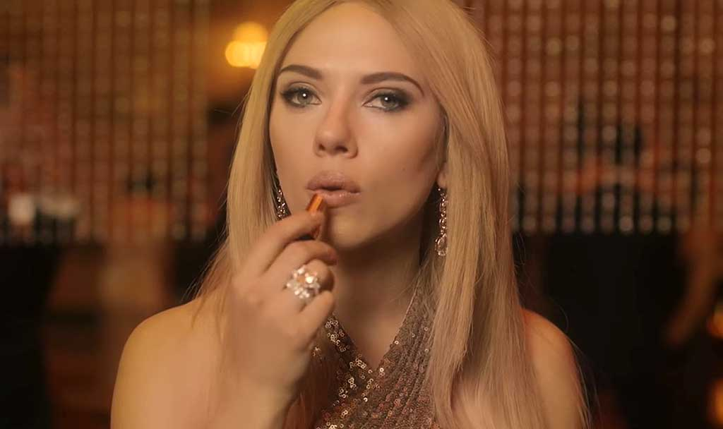... in Hilariously Scathing Ivanka Trump Fragrance Ad for 'Complicit