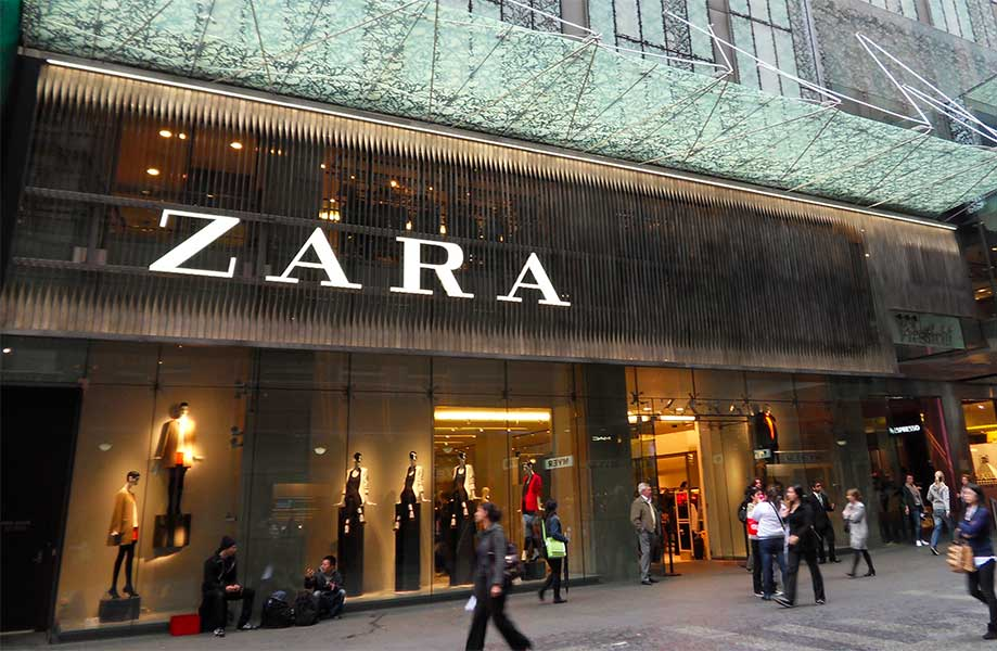 zara will add an e commerce site to it 21 stores in india. Black Bedroom Furniture Sets. Home Design Ideas