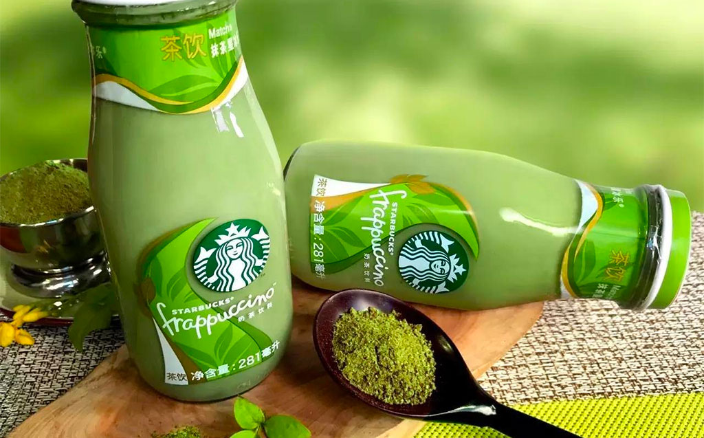 Chinese Bottled Tea Drinks