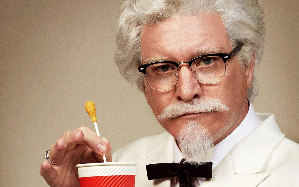 Funny Kfc People: KFC Launches Funny Coffee Campaign In China With A