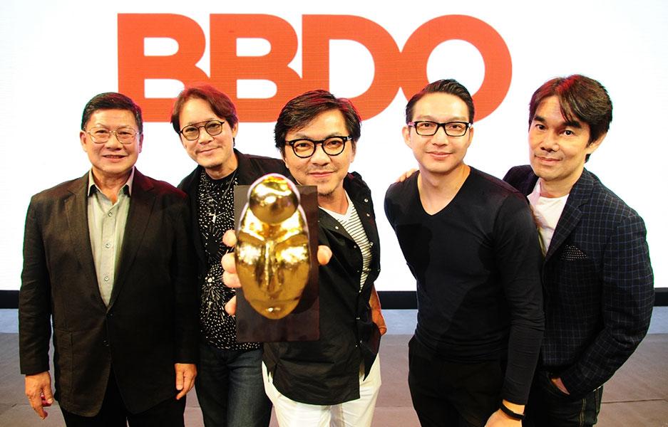 Thailand's Adman Awards Names BBDO Bangkok Agency of the Year