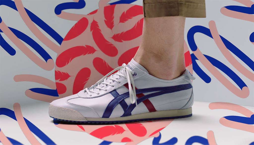 the latest 71885 c43b1 ASICS Releases Onitsuka Tiger Debut of the Mexico 66 SD