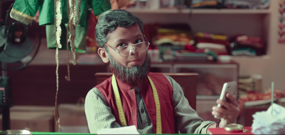Flipkart's New Campaign Once Again Casts Kids as Adults in Starring Role