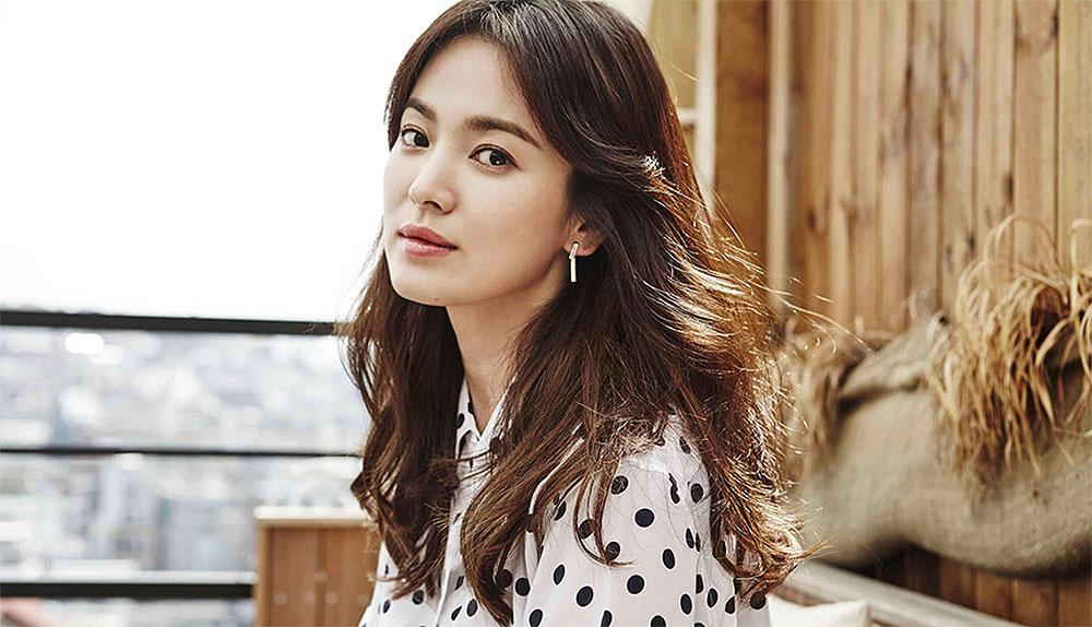 Song Hye Kyo sulwhasoo