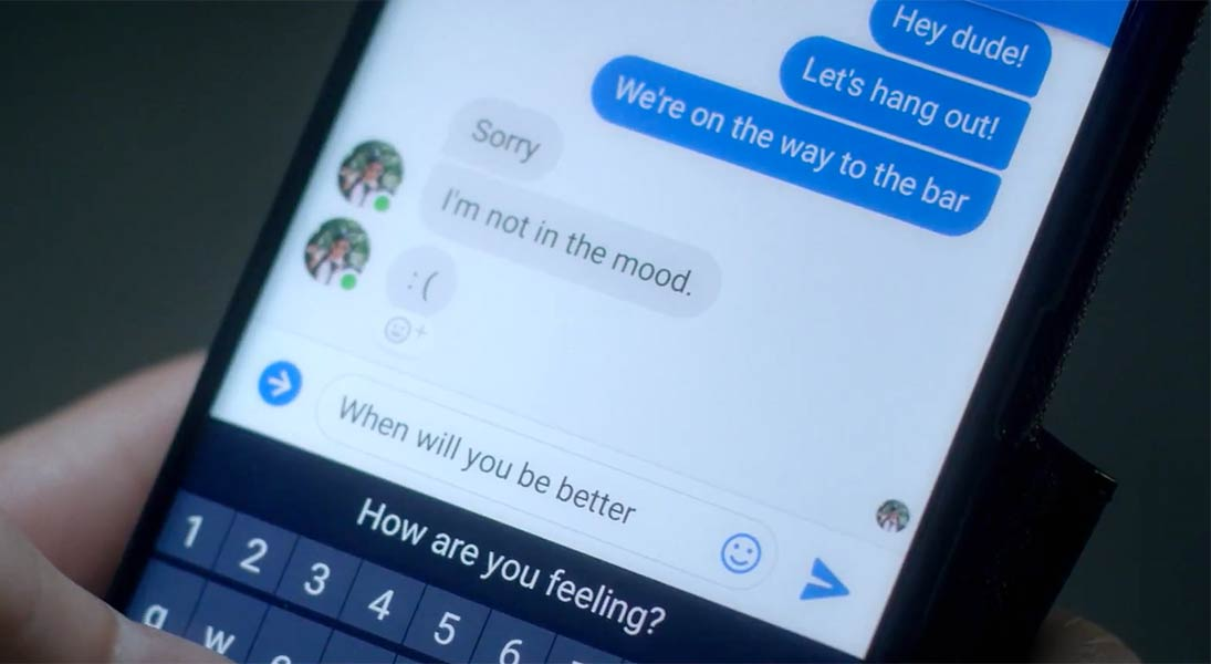 Samsung Launches Predictive Text App for Texting Friends