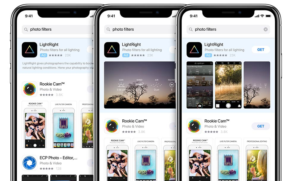 Apple Opens App Store Search Ads for Japan, South Korea