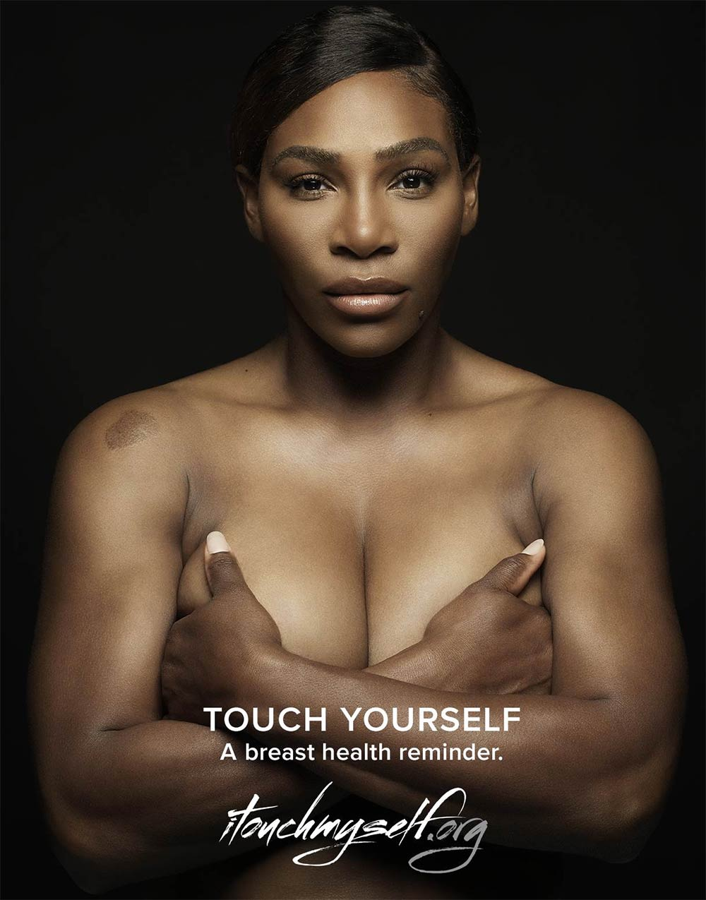 Serena Williams Covers I Touch Myself In Breast Cancer Awareness Month Music Video