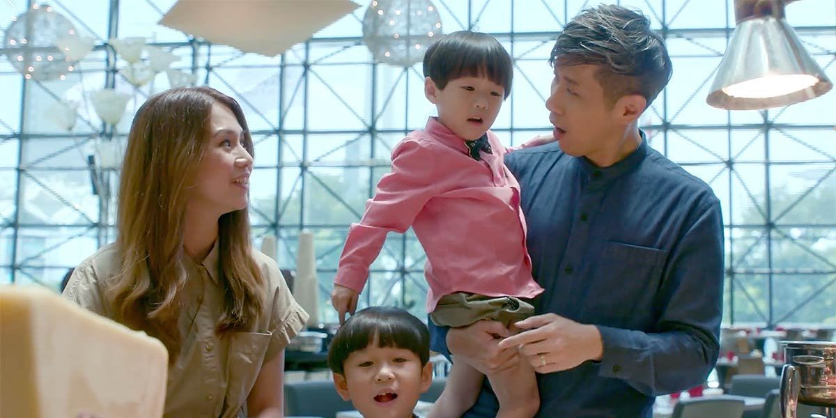 HSBC Firmly Tugs the Heartstrings in Campaign About Family Time in