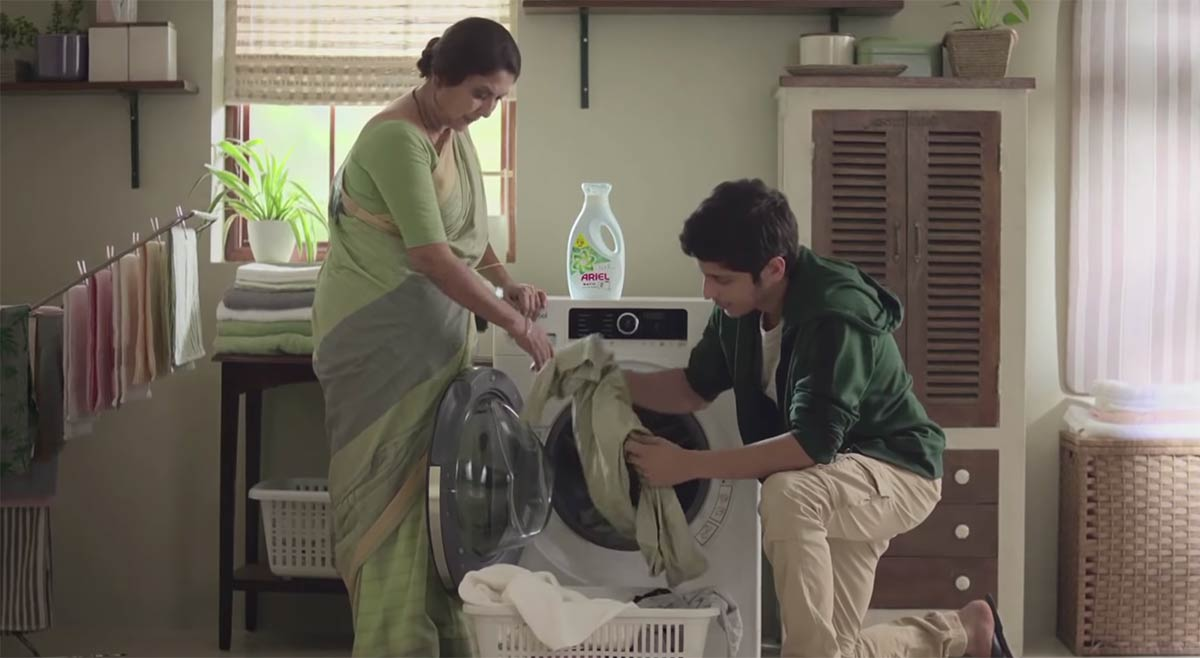 New 'Share the Load' Spot Focuses on How Mothers Raise Their Sons