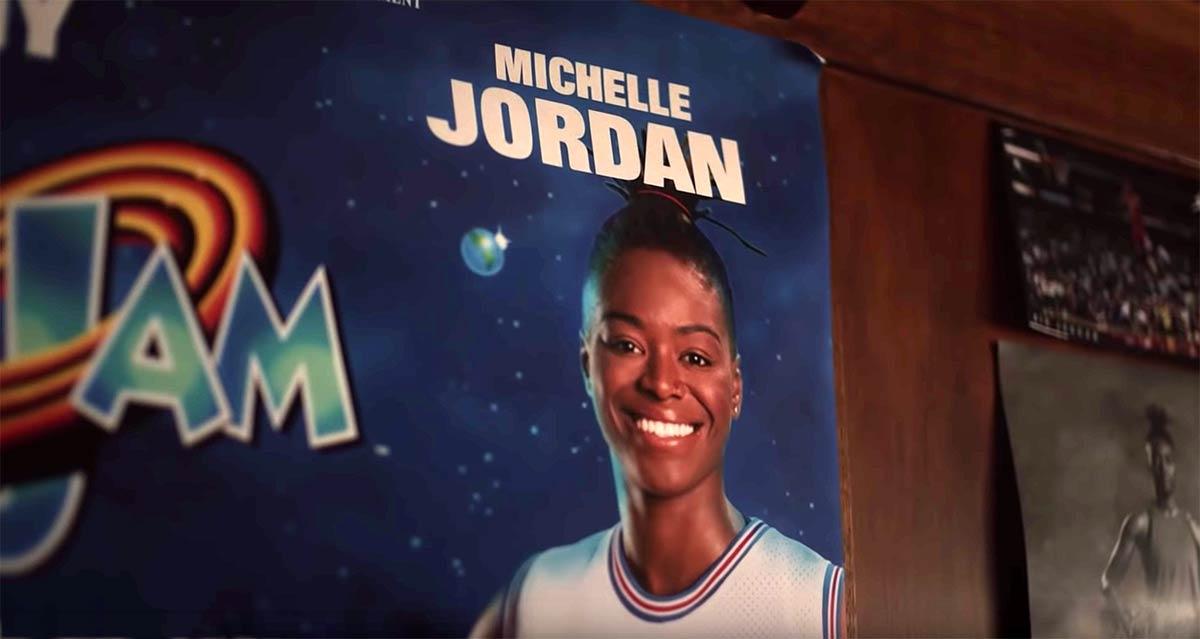 regarder 38fce f114b What if Michael Jordan Was a Woman?' asks Film Celebrating ...