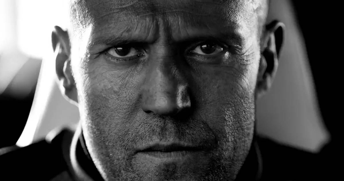 Actor Jason Statham Pitches Saleen in China
