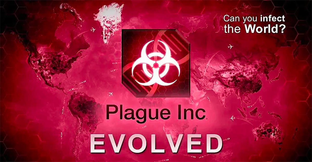 Corona Plague Inc